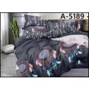Komplet Pościel Bawełna 180x200 3 Części A-5189