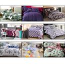 Bedding set coton 160x200 Mix of Designs