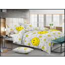 Juego de cama algodón 160x200 2 Partes A-2514 -
