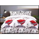 wholesale Home & Living: Bedding set 200x220 4 pieces T-5807