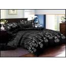 ingrosso Home & Living: Set di biancheria da letto cotone 160x200 3 parti