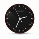 Großhandel Uhren & Wecker: ESPERANZA WANDUHR BUDAPEST SCHWARZ