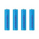 wholesale Batteries & Accumulators: Esperanza Ni-MH AAA 1000mAh batteries 4pcs.
