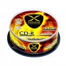 wholesale DVDs, Blue-rays & CDs: CD-R EXTREME - CAKE BOX 25 PCS.