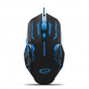 WIRED MOUSE GAMING LED 6D OPT. USB APACHE