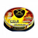 wholesale DVDs, Blue-rays & CDs: CD-R EXTREME - CAKE BOX 10 PCS.
