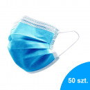 grossiste Fournitures de bureau equipement magasin: PAQUET DE MASQUE DE PROTECTION 3 COUCHES 50 PCS.