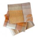 hurtownia Srodki & materialy czyszczace: Komplet Ściereczek 50x70 Pomarańczowy