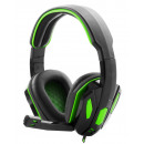 Esperanza Gaming Snake headphones with microphone