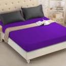 Fitted sheet 140x200 coton Episcopal
