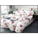 Juego de cama algodón 140x200 2 Partes A-3849 -