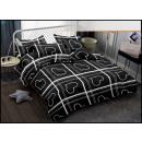 Bedding set coton 140x200 2 Parts A-1896 -