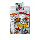 wholesale Bed sheets and blankets: Bedding set coton 160x200 Youth 17