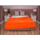 wholesale Cushions & Blankets: blancket Plaid Fleece 150x200 Pastel Rose