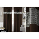 FIRED CURTAIN READY ZIRCONIA 145x250 BROWN