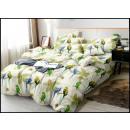 mayorista Casa y decoración: Juego de cama algodón 160x200 3 partes A-3452 -