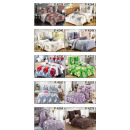 wholesale Bed sheets and blankets: Bedding Polar 200x220 3 Parts Mix Designs