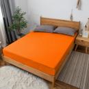 nagyker Otthon és dekoráció: Frottírlap 120x200 narancs
