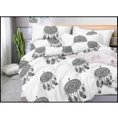 Bedding set Cotton 140x200 2 pieces A-5149 -