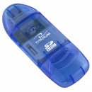 wholesale Storage media: TITANUM TA101B BLUE SDHC CARD READER