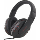 ESPERANZA AUDIO HEADPHONES MAUI BLACK