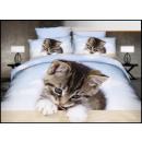 Bedding set coton 160x200 3 pieces A-851