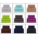 wholesale Bath & Towelling: towel Terry 70x140 400g MIX
