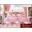 Set di biancheria da letto flanella 140x200 F-2188