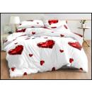 Juego de cama coton 200x220 3 partes A-4931-