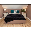 wholesale Cushions & Blankets: blancket Plaid Polar 150x200 Black