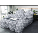 Bedding set coton 160x200 3 parts A-4907