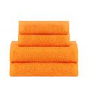 Großhandel Lizenzartikel: Handtuch Terry Baumwolle 50x100 Karotte