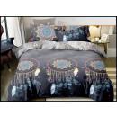 Bedding set coton 160x200 3 pieces A-5761