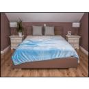 wholesale Cushions & Blankets: blancket Plaid Polar 150x200 Blue