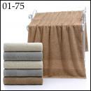 Großhandel Lizenzartikel: einstellen HandtuchBaumwolle 50x100 01-75
