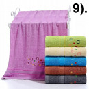 wholesale Licensed Products: A towel coton 500G 50x100 9).