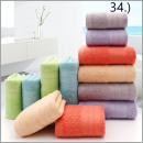 wholesale Licensed Products: Set towelcoton 500G 70x140 34).