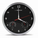 wholesale Clocks & Alarm Clocks: ESPERANZA WASHINGTON BLACK WALL CLOCK