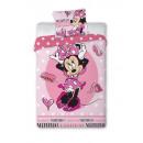 Komplet Pościel Bawełna 160x200 Minnie Mouse