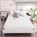wholesale Home & Living: Sheet with an elastic band 200x220 coton White