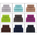 wholesale Bath & Towelling: towel Terry 50x100 400g MIX
