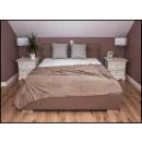 wholesale Cushions & Blankets: blancket Plaid Fleece 150x200 Beige