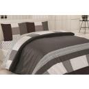 wholesale Children's and baby clothing: Bedding set 160x200 coton Madora Bordeaux