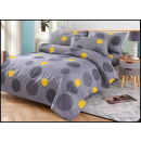 Bedding set 200x220 4 pieces T-5137 -