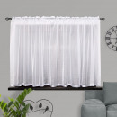 wholesale Home & Living: CURTAIN READY 400x150 VOILE TAPE WHITE