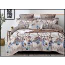 wholesale Home & Living: Bedding set coton 200x220 4 parts A-5183