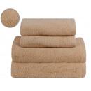 Großhandel Lizenzartikel: Handtuch terry Baumwolle 70x140 Sand