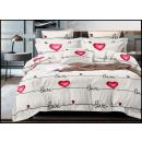 Juego de cama algodón 140x200 2 piezas A-5168