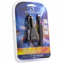 wholesale Car accessories: TITANUM CAR CHARGER MICRO USB 0.8A