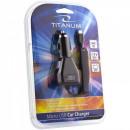 TITANUM CAR CHARGER MICRO USB 0.8A